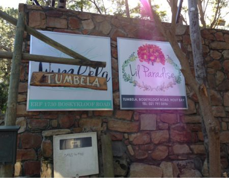 Outdoor Signs Cape Town